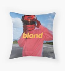 blond(e) Throw Pillow