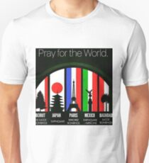 Pray for the world T-Shirt