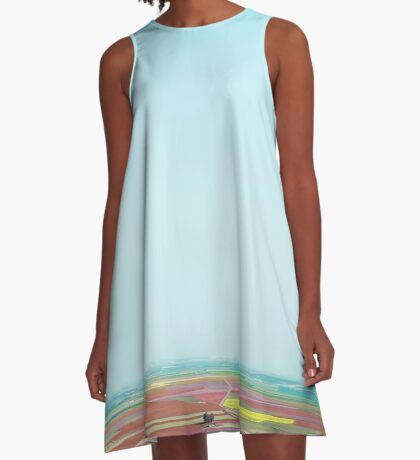 Traumland A-Linien Kleid