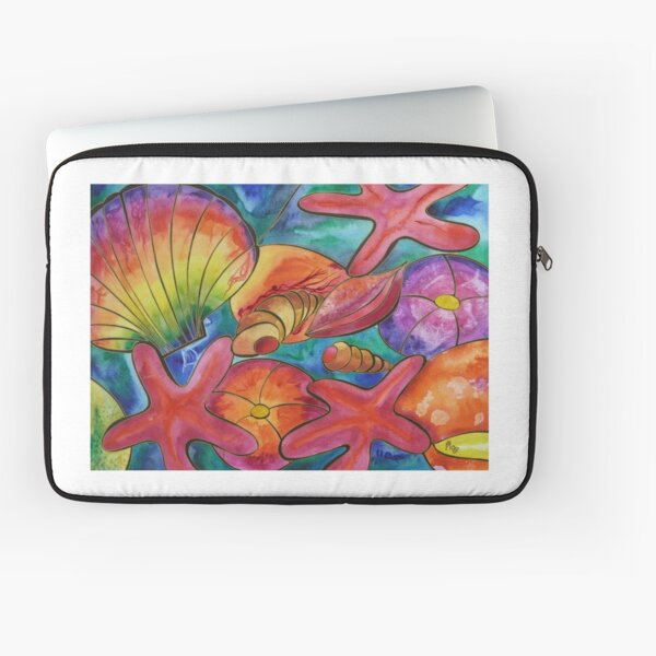 Gifts from the sea Laptop Sleeve