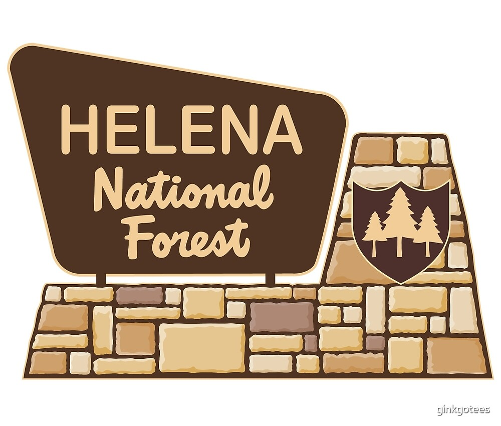 Helena National Forest by ginkgotees
