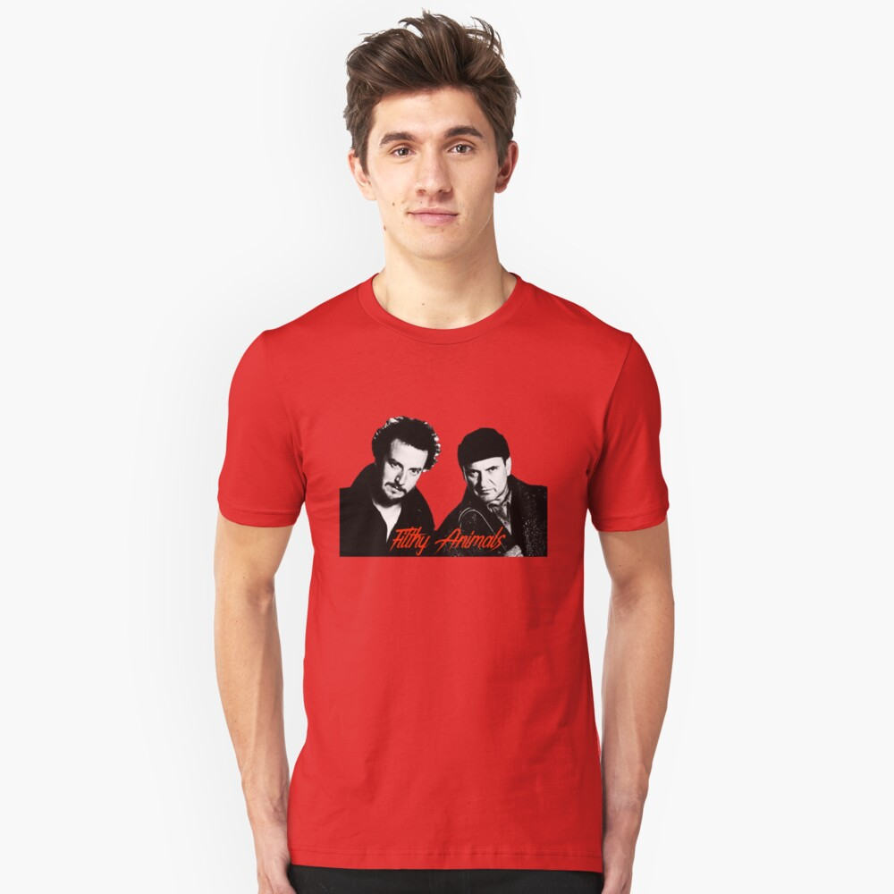 Filthy Animals Unisex T-Shirt Front