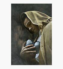 Prayer For The Frail Photographic Print