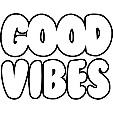 Good Vibes by GoodVibesCo