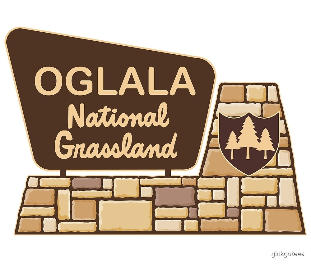 Oglala National Grassland by ginkgotees
