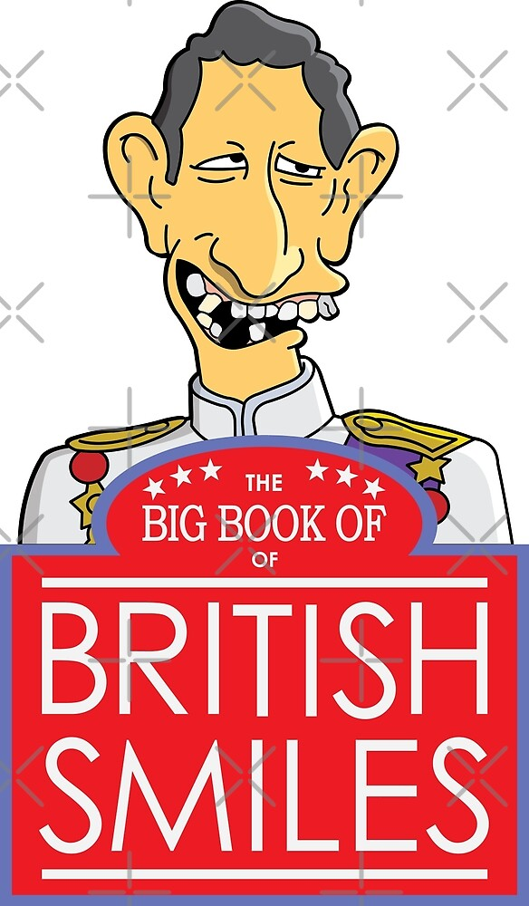 The Big Book Of British Smiles by rockbottomau