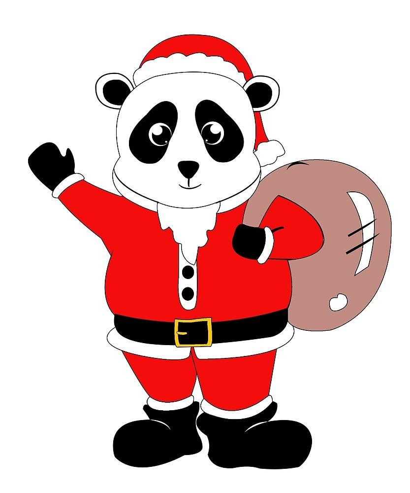Panda Clause by CreativeStrike
