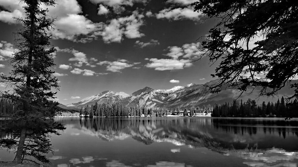 Canadian Rockies No. 4-2 by SandyTaylorNYC