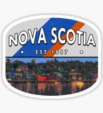 Nova Scotia Sticker