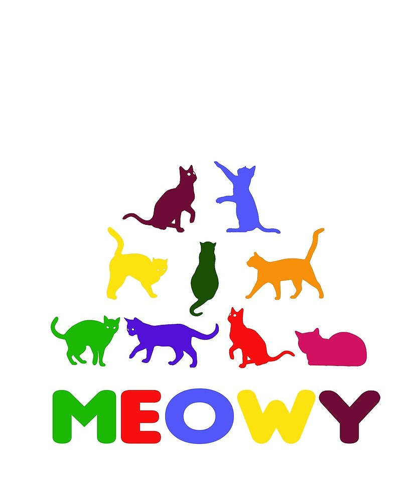Meowy Cats by CreativeStrike