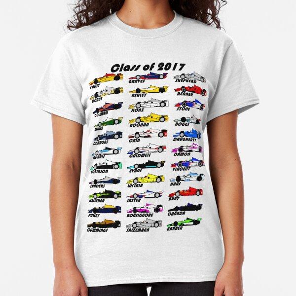 "Brickel's IndyCar ""Class of 2017""  Classic T-Shirt"
