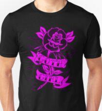 PURPLE GOTH GIRL T-Shirt