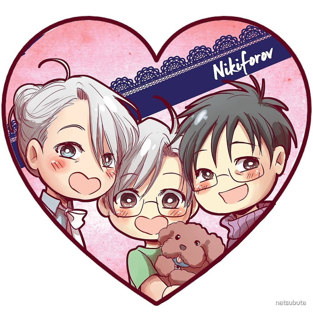 FAMILY PORTRAITS - Nikiforov by natsubuta