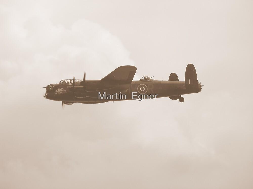 Lancaster Of Old by Martin  Egner
