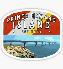 Prince Edward Island Sticker