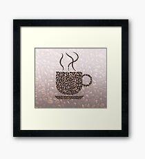 Coffee Framed Print