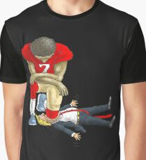 Kap knee Trump shirt Graphic T-Shirt
