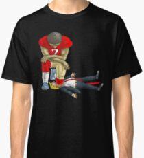 Kap knee Trump shirt Classic T-Shirt