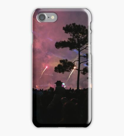 "New Year's Eve Fireworks in ""Japan"" iPhone Case/Skin"