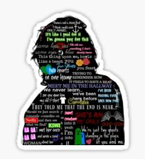Harry Styles lyric compilation Sticker