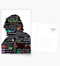 Harry Styles lyric compilation Postcards