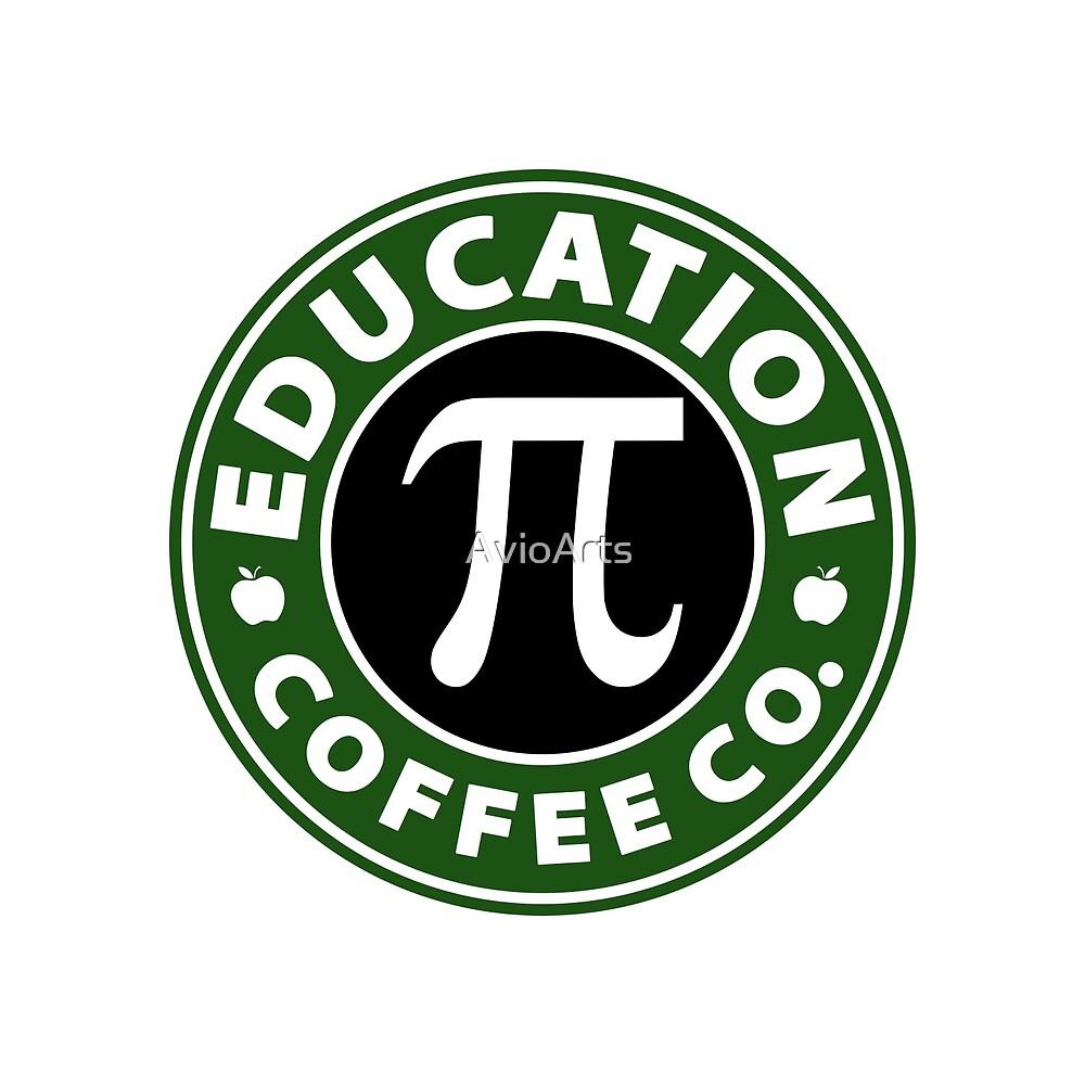Education Coffee Co. (Math) by AvioArts