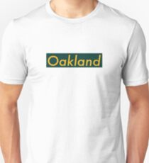 Supremely Oakland (Green & Yellow) Unisex T-Shirt