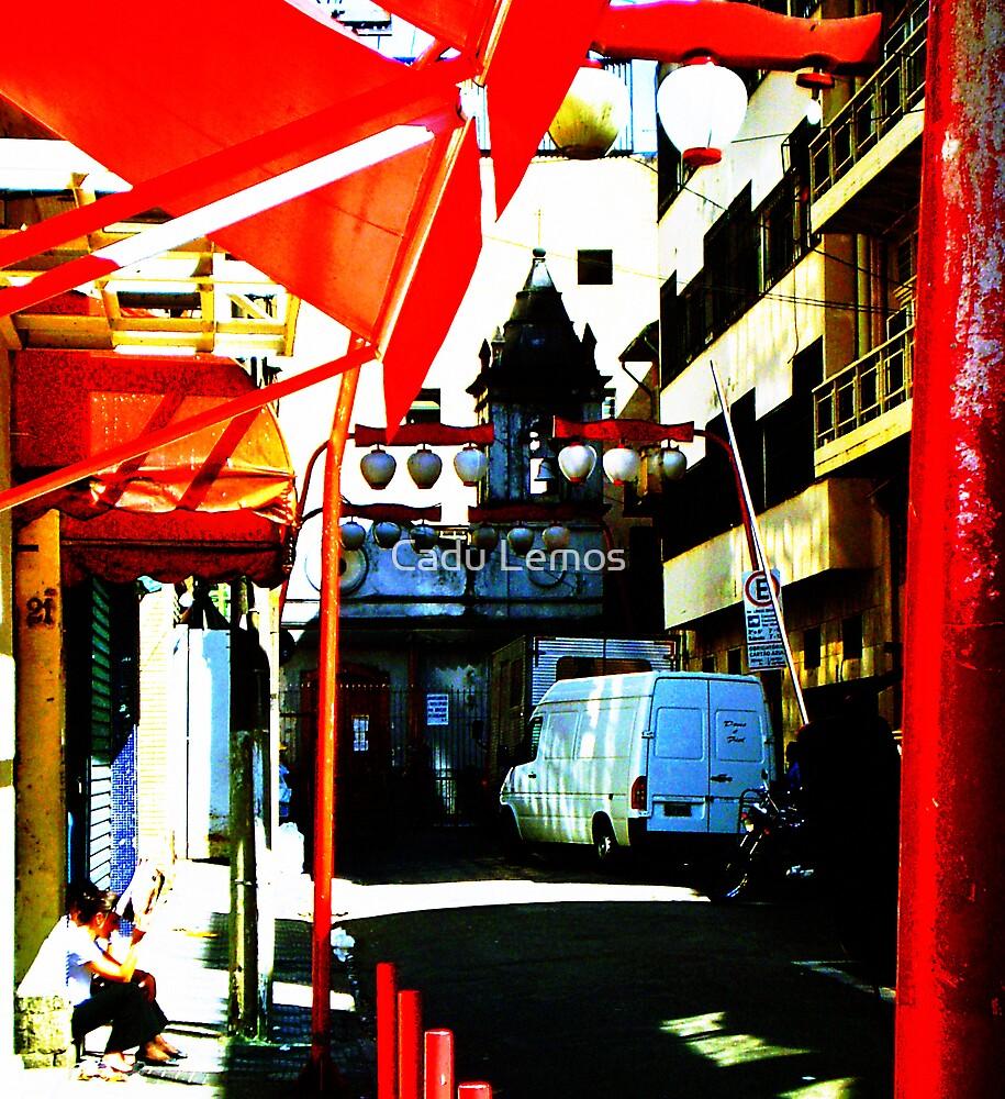 red hot by Cadu Lemos