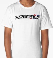 Datsun 510 Emblem Long T-Shirt