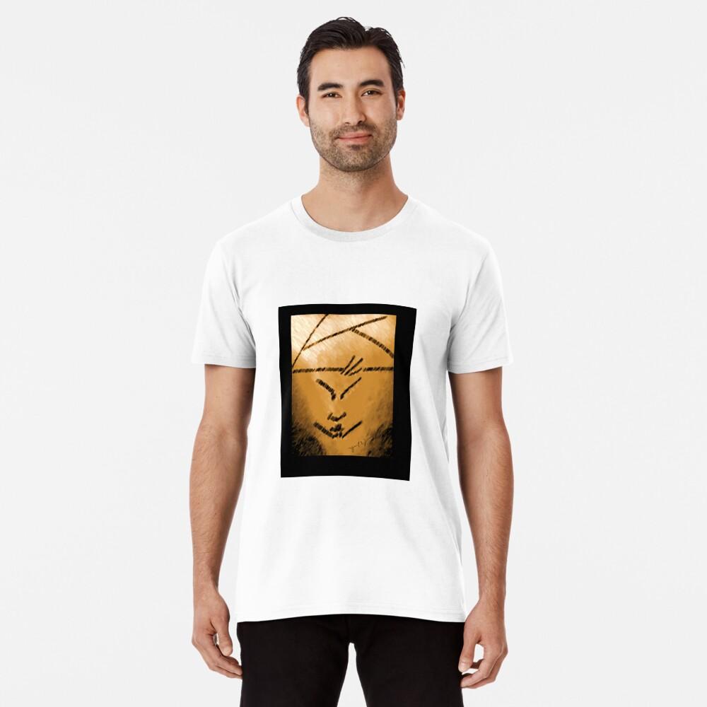 Cool & Calm 4 Men's Premium T-Shirt Front