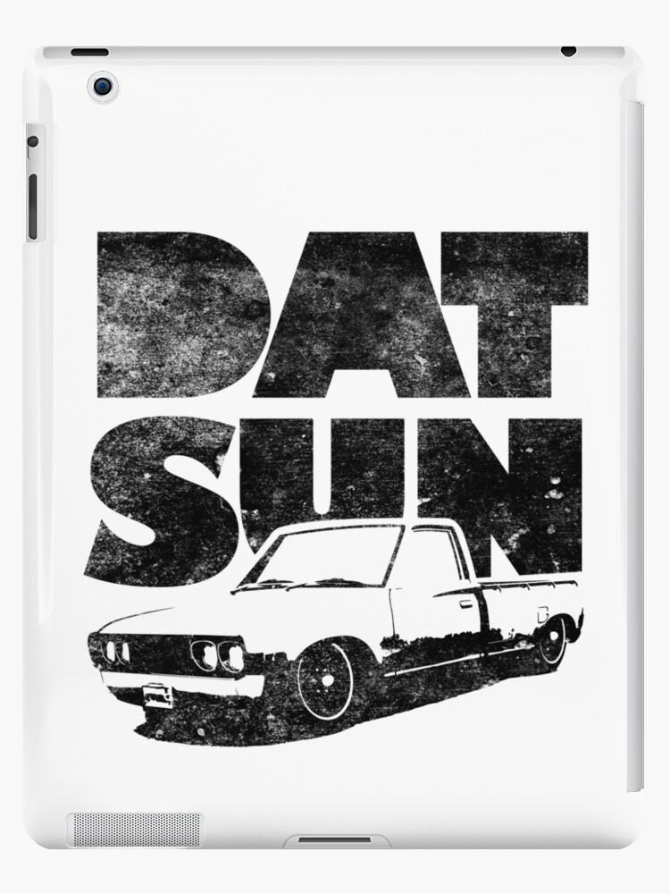 Datsun 620 Fatty Ipad Cases Skins By The World Of Pootermobile