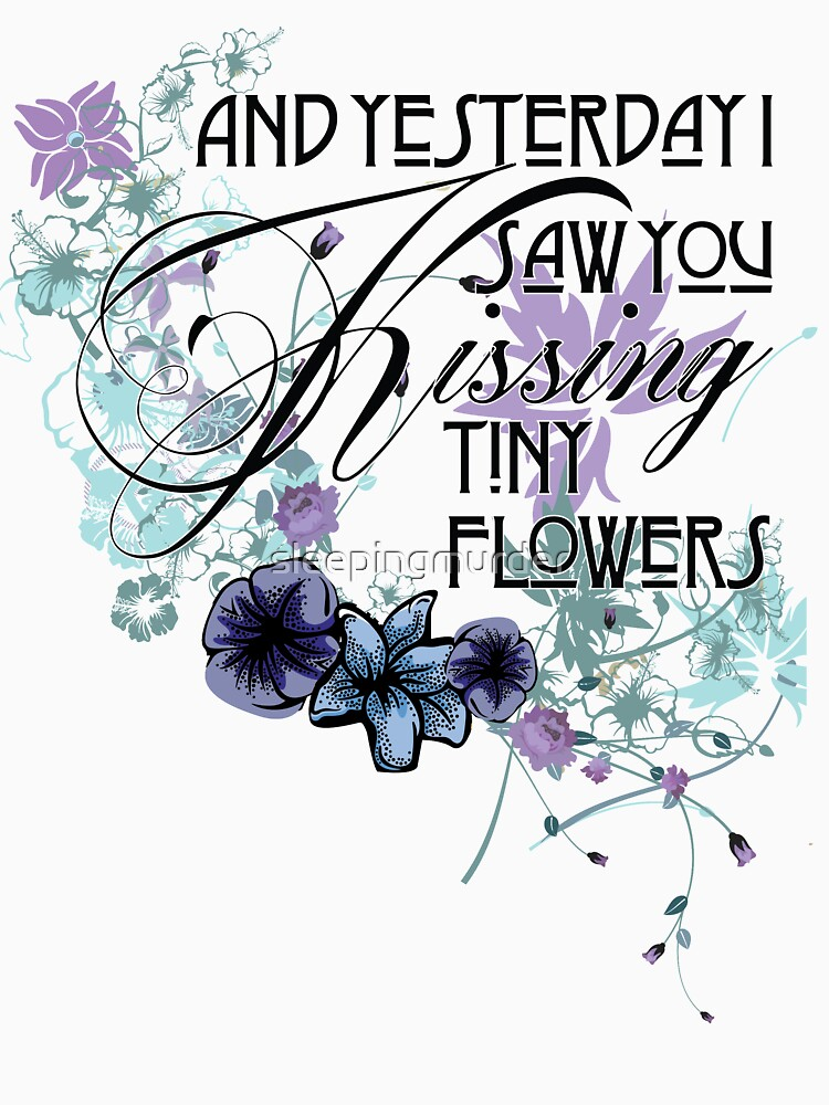 TINY FLOWERS - vintage flowers   *find unlisted gems in my portfolio* by sleepingmurder