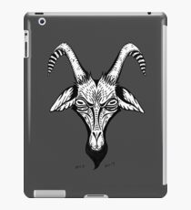 Occult Baphomet iPad Case/Skin