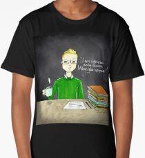 Teacher coffee 19 Long T-Shirt