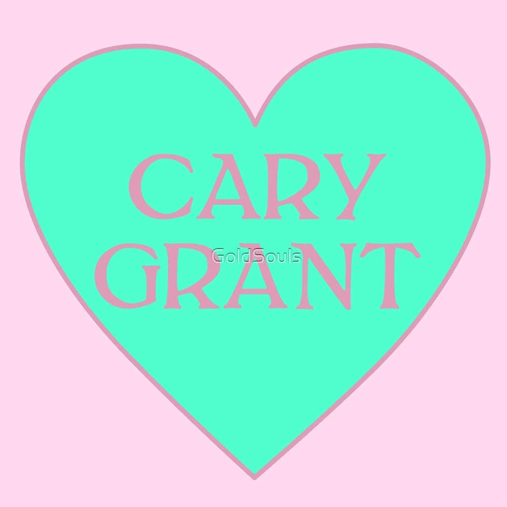 Cary Grant Heart by GoldSouls