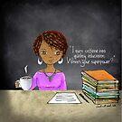 Teacher coffee 13 by cardwellandink