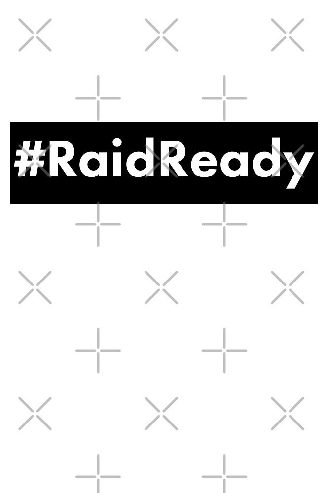 Raid Ready Block by InTrendSick