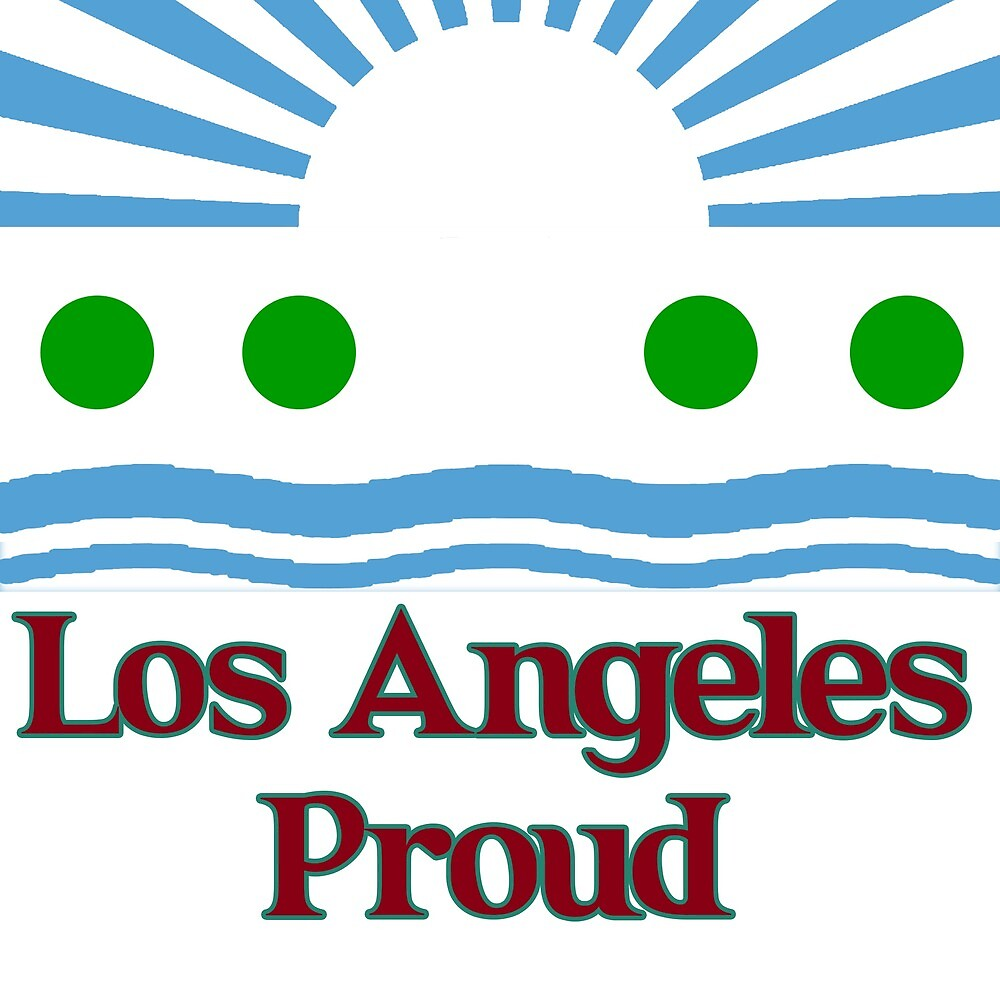 Los Angeles County Flag by GreaterGrander