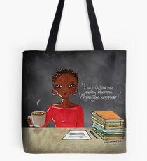 Teacher Coffee 4 Tote Bag