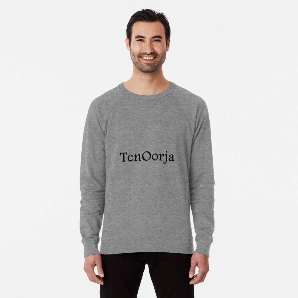 TenOorja Lightweight Sweatshirt