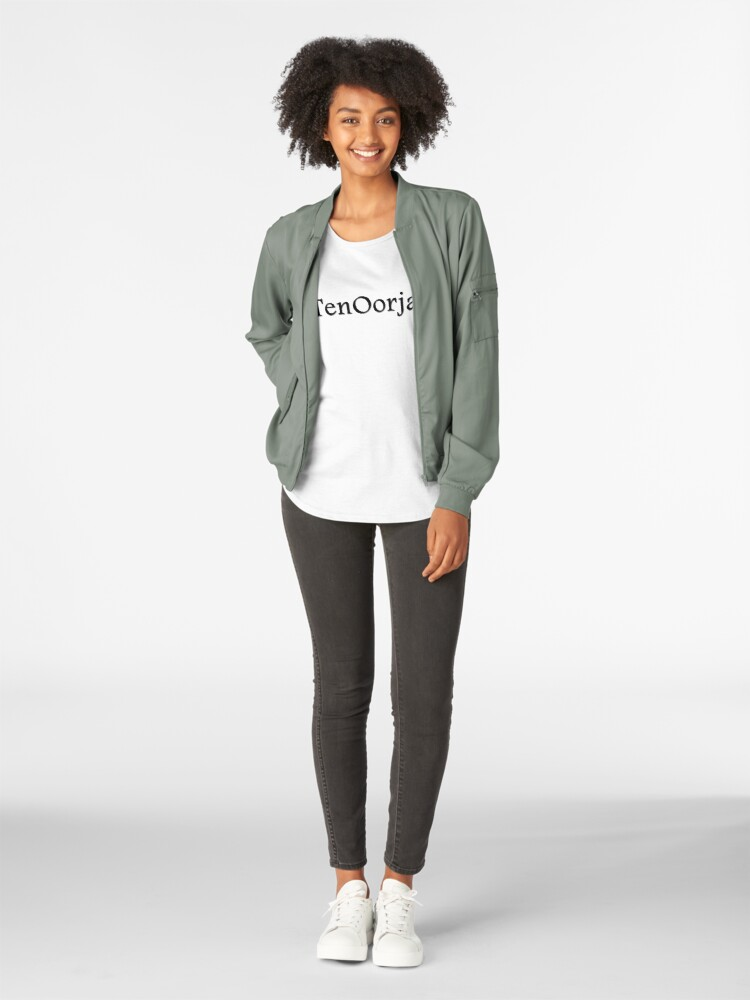Alternate view of TenOorja Premium Scoop T-Shirt