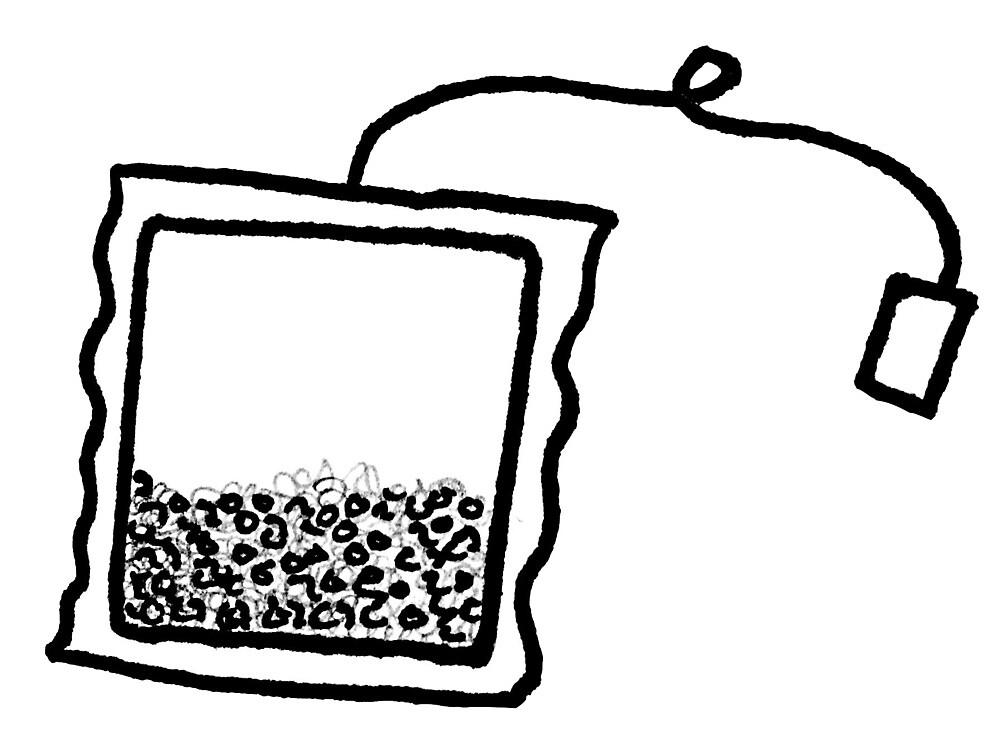 Tea bag  by camdigar