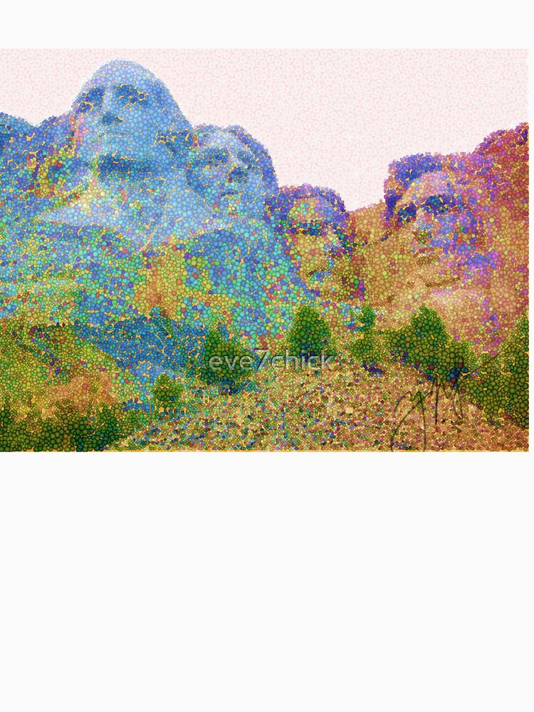Inked Gumball Mt. Rushmore by eve7chick