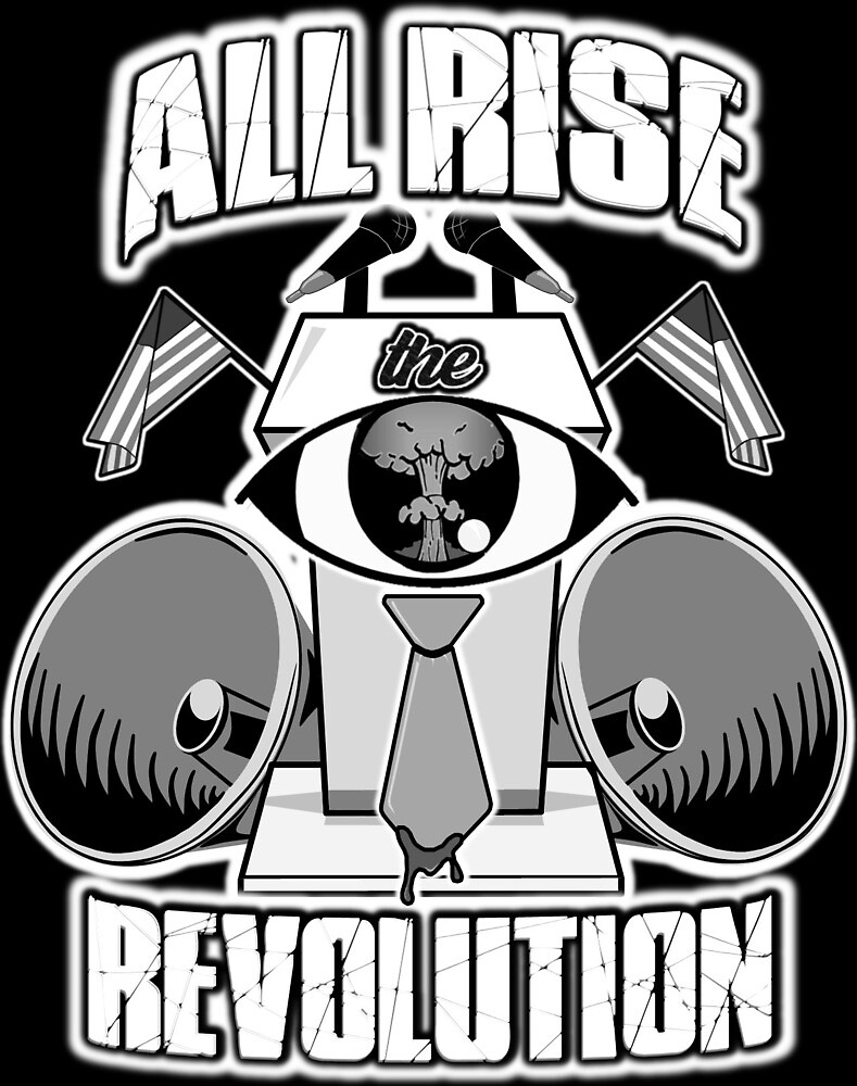All Rise the Revolution by MotusDistrict
