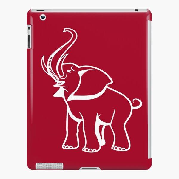 Delta Elephant Sigma Red Theta 2 iPad Snap Case