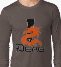 remake of deagDragon Long Sleeve T-Shirt