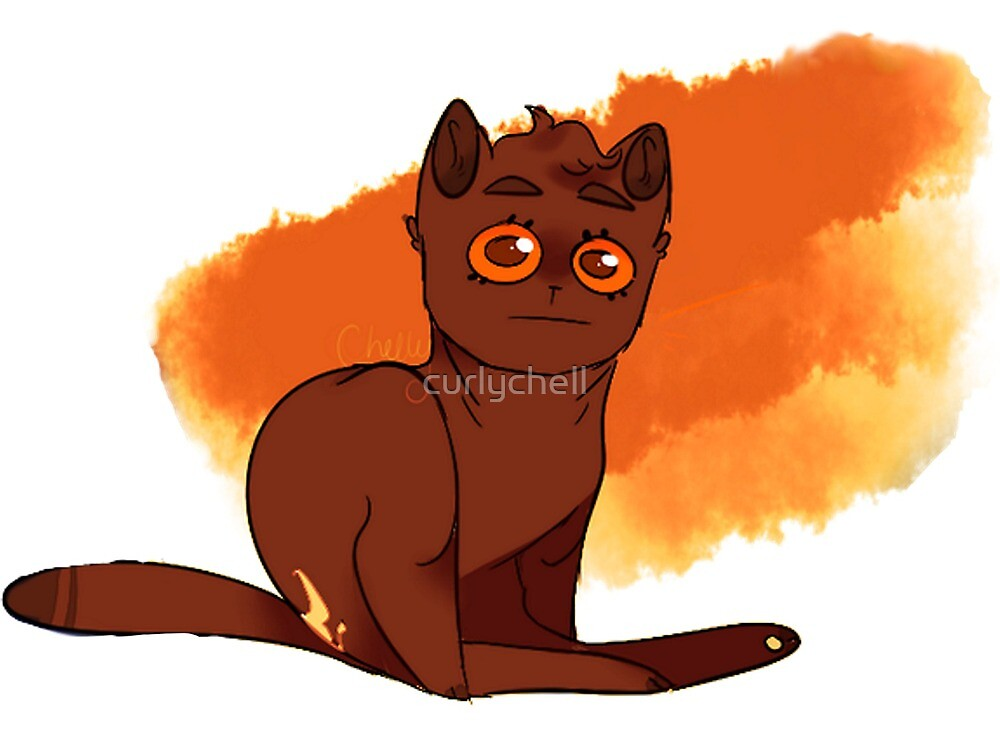 Briarlight   Warrior Cats by curlychell