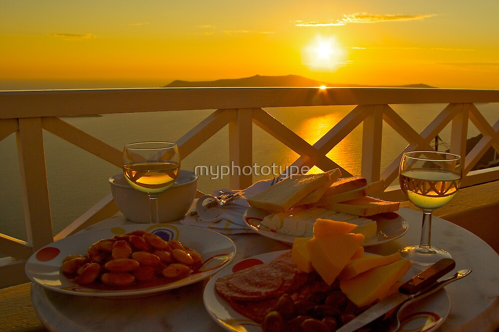 Dinner for Two by myphototype