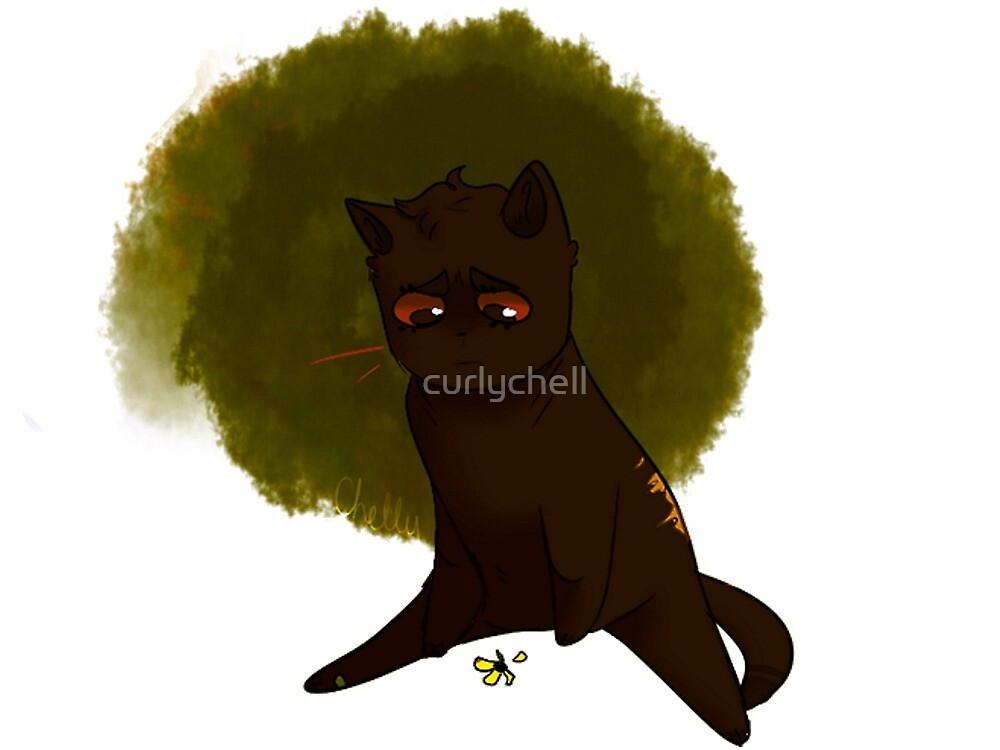 Brooding Briarlight | Warrior Cats by curlychell