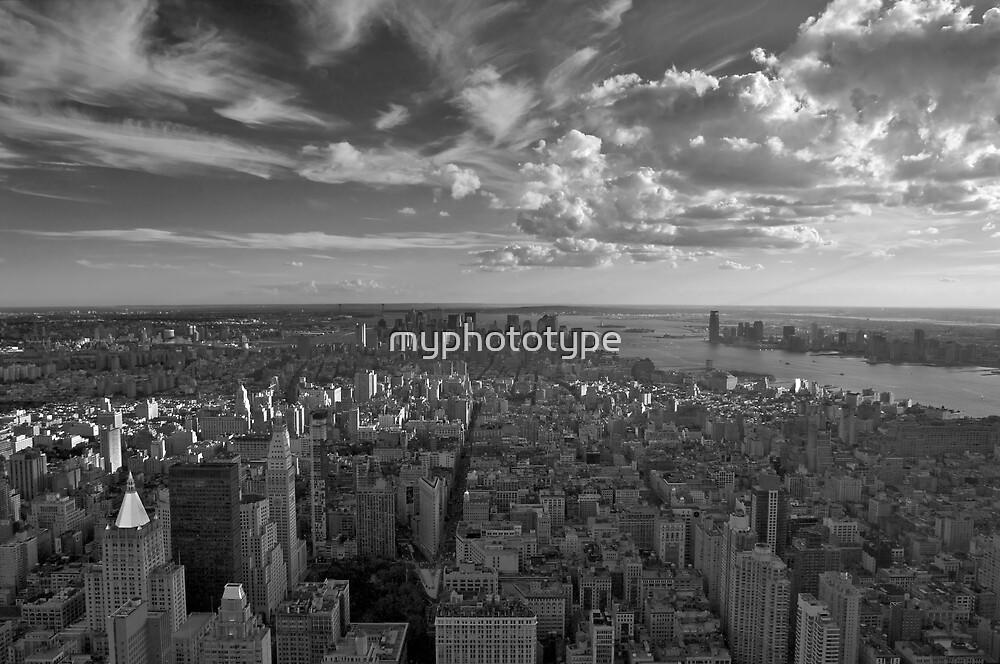 Lower Manhattan by myphototype